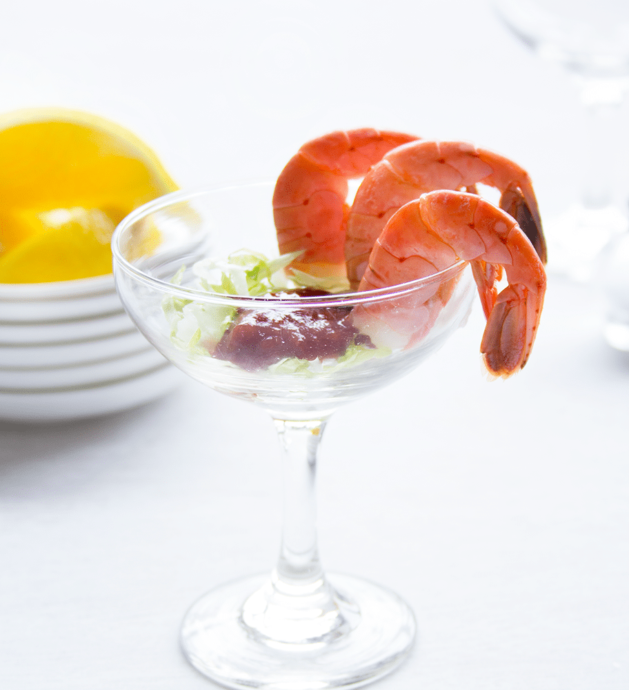 Prawn cocktail feature