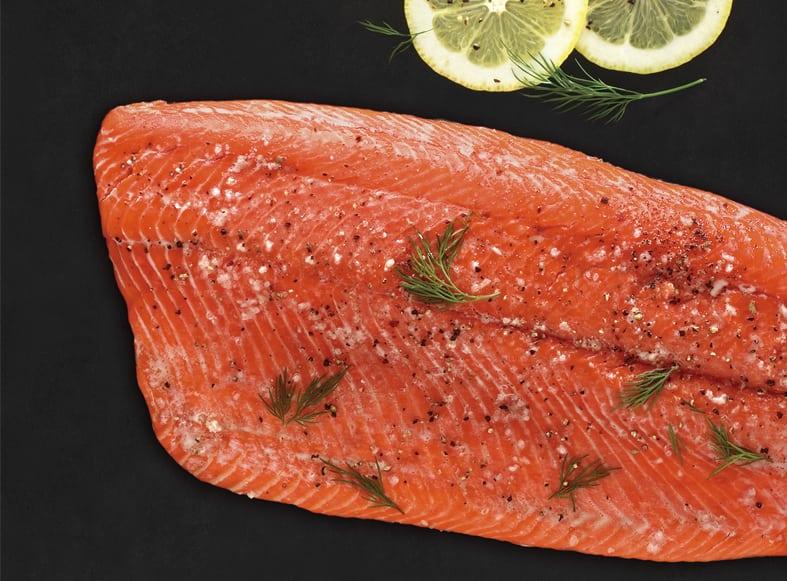 Wild Sockeye Salmon Fillets – Simply West Coast